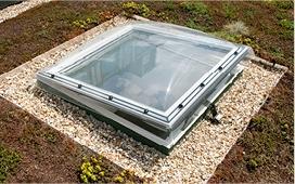 Bati 39 life velux nouvelle solution pour toits plats for Fenetre zenithale