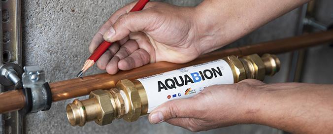 AQUABION - AQUABION® - Une alternative écologique pour traiter le calcaire