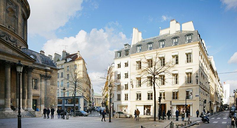 Le projet du mois - Haute Couture : Le 19 rue Cambon à Paris - Réinterprétation d'un patrimoine architectural inestimable par Jean-Paul Viguier et Associés