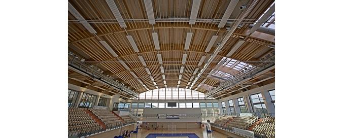 ZEHNDER - Ecoles, gymnases, entrepôts... - Comment chauffer et rafraîchir les locaux de grand volume ?