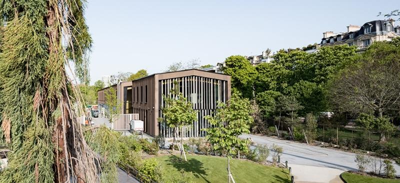 Le projet du mois - BORÉAL par STUDIOS Architecture - Nouvel écrin en bois au coeur du Jardin d'Acclimatation à Paris