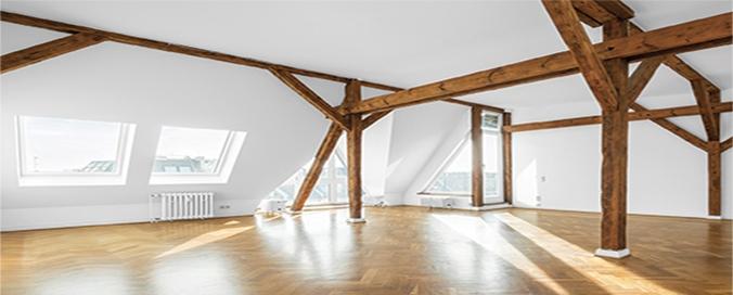 PROMAT - Vernis intumescent PROMADUR® - Protection au feu des structures intérieures bois