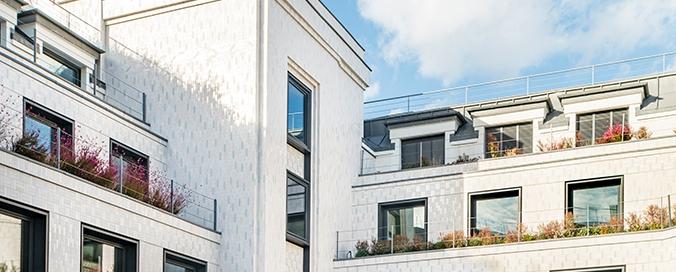 STO - Mosaïque de verre, pierre naturelle, brique, céramique - Une liberté de choix esthétiques pour des façades créatives et pérennes