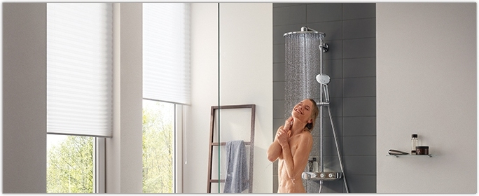 GROHE - Système de douche Euphoria SmartControl 310 - Quel type de douche souhaitez-vous aujourd'hui ?