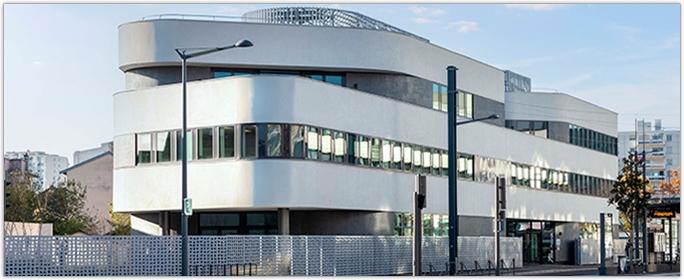STO - Bardage ventilé StoVentec - Jouez avec les courbes de votre façade