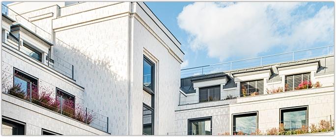 STO - Plaquette de parement émaillé sur bardage ventilé StoVentec SCM - Donnez du cachet et de la luminosité en façade intérieure !
