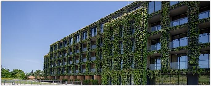REYNAERS ALUMINIUM FRANCE - Solutions aluminium écoresponsables - Un engagement pour une construction durable