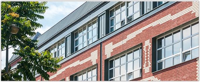 STO - Bardage ventilé StoVentec SCM - Pour un bâtiment industriel centenaire