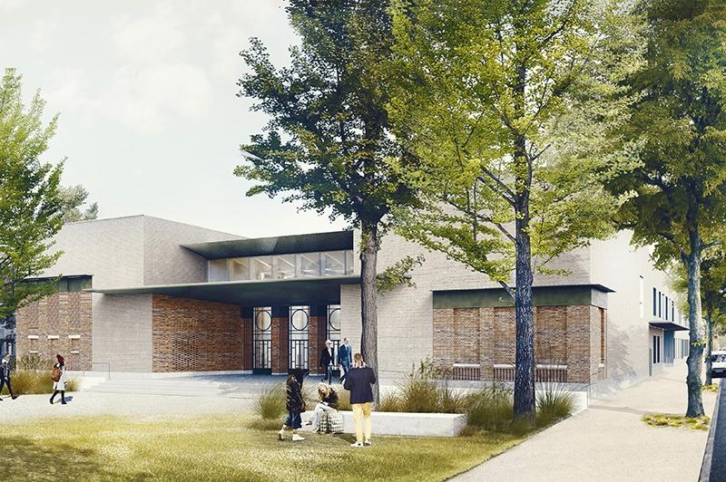 Le projet du mois - Agora : coeur de vie, coeur de campus à Maisons-Alfort (92) - Pierre angulaire de la restructuration du campus de l'École nationale vétérinaire d'Alfort (EnvA)