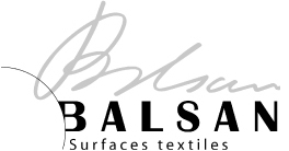 BALSAN - Surfaces textiles