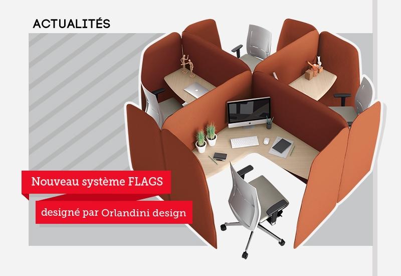 Actualités - Nouveau système FLAGS désigné par Paolo Orlandini
