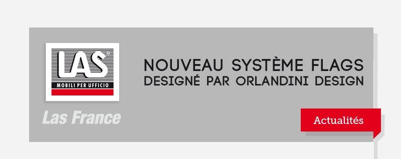 Nouveau système FLAGS, désigné par Paolo Orlandini
