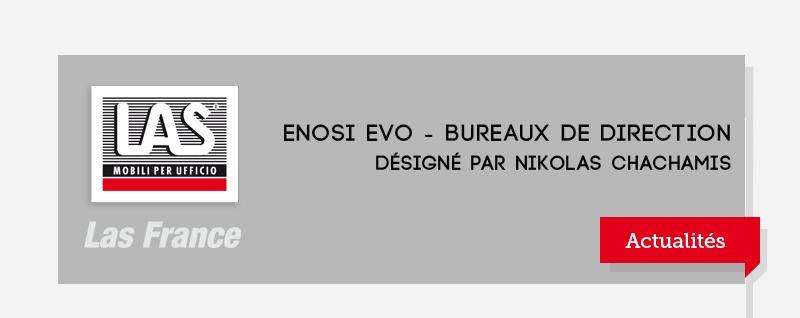 ENOSI EVO - Bureaux de direction, désigné par Nikolas Chachamis