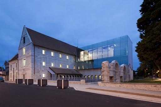 Ecole de Musique Maurice Duruflé - Une réalisation Opus 5 architectes à Louviers (Eure)