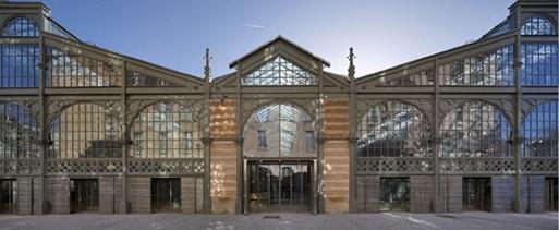 La renaissance du Carreau du Temple, Paris