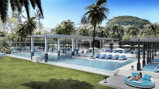 Club Med à Bali . Zen Pool