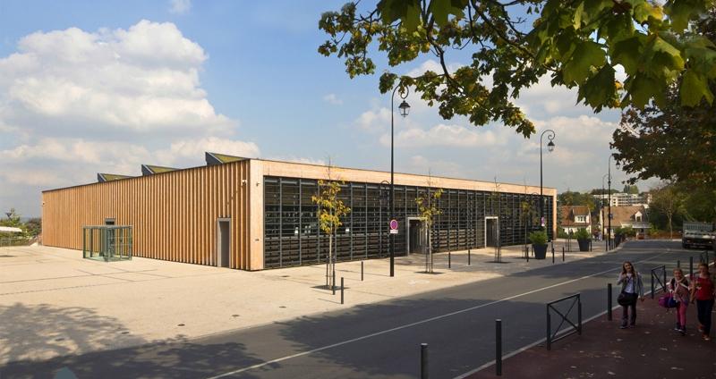 Le projet du mois : Le nouvel écoquartier des Mézières à Marly-le-Roi (78)