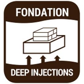 UREKEK - Deep Injections© - Améliorer la capacité portante du sol