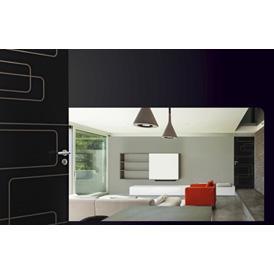 HUET - Portes gravées avec TECHNIDECOR® - Nouveaux décors, nouvelles finitions