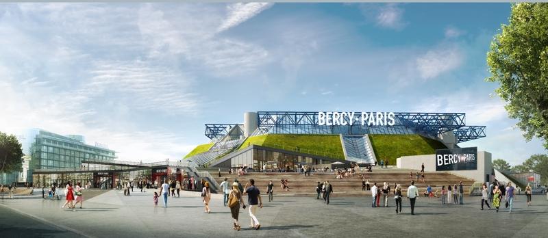 Le projet du mois : Du POPB à la nouvelle Aréna de Paris-Bercy, chronique d'une transformation