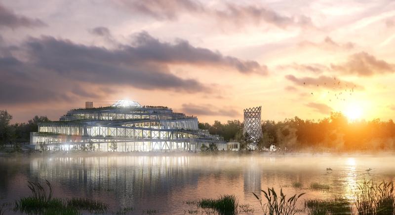 Le projet du mois : Parc aquatique environnemental Aqualagon