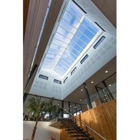 VELUX - Nouvelles verrières modulaires - Solution d'éclairage zénithal de grandes dimensions