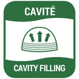 URETEK - Cavity Filling® - Mise en sécurité de planchers portés