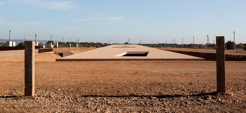 Le projet du mois : Le Mémorial du Camp de Rivesaltes
