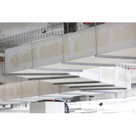 PROMAT - PROMATECT®-L500 - Optimisation conduits de ventilation et désenfumage