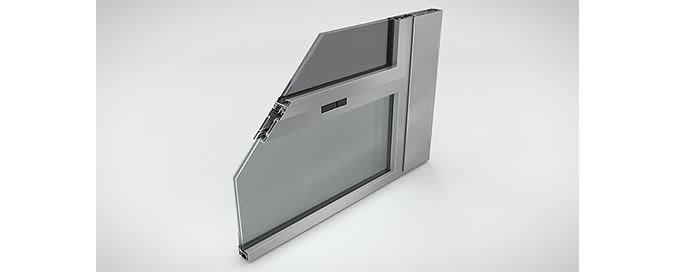 WICONA - Smart Window - Fenêtre autonome, opacifiante, motorisée, interopérable