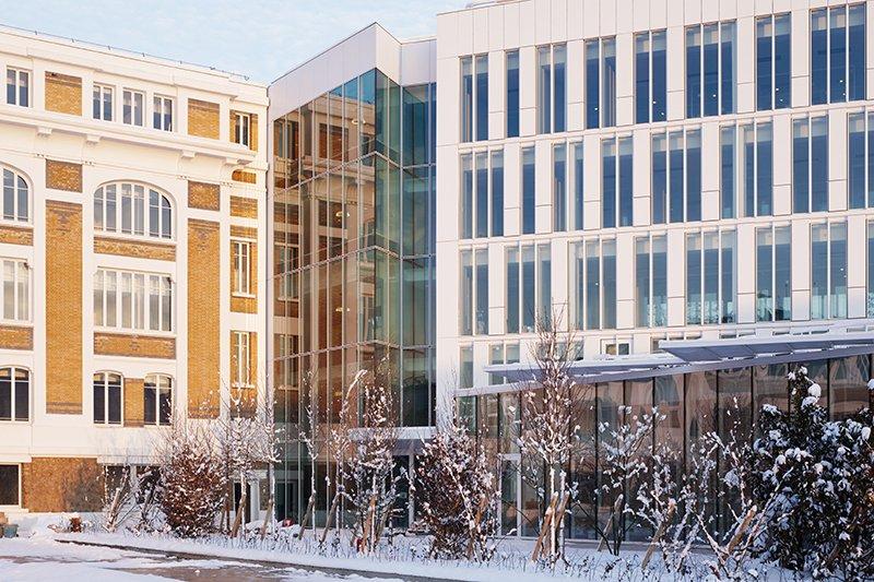 Le projet du mois - Le pôle fiduciaire de la Banque de France ouvre à La Courneuve en juin - Deuxième plus grand centre d'Europe de traitement des valeurs, le nouveau Centre fiduciaire traitera 25% du volume national de billets