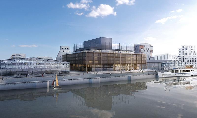Le projet du mois - DOCK G6, Radisson Blu Hotel à Bordeaux - Une réalisation REDMAN et atelier d'architecture KING KONG