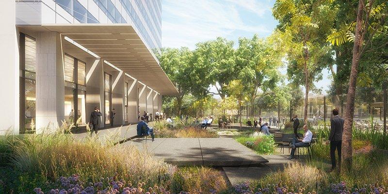 Le projet du mois - WORKSTATION by HINES - La Défense, Courbevoie - Le potentiel d'un bâtiment révélé